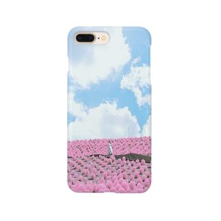 ふわふわ Smartphone cases