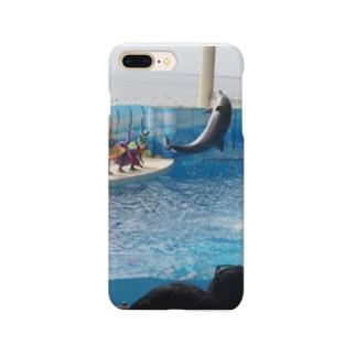 イルカジャンプ Smartphone cases