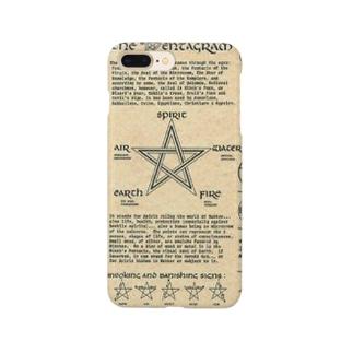 テトラグラマトン Smartphone cases