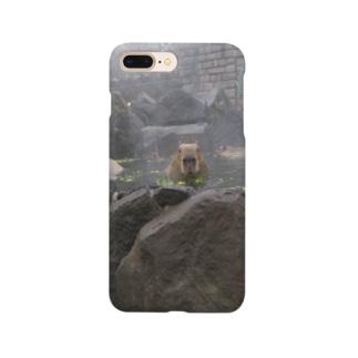 カピバラ温泉菜の花の湯 Smartphone cases