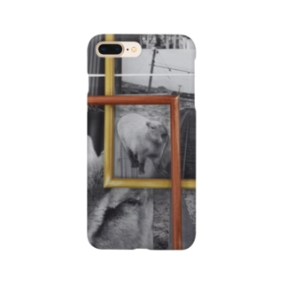 カピバラクン Smartphone cases