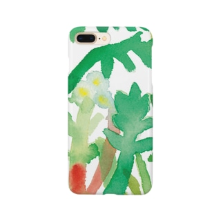 Spring grass Smartphone cases