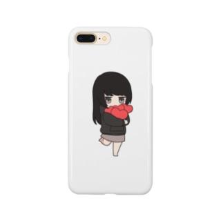 無気力カップル-GIRL- Smartphone cases