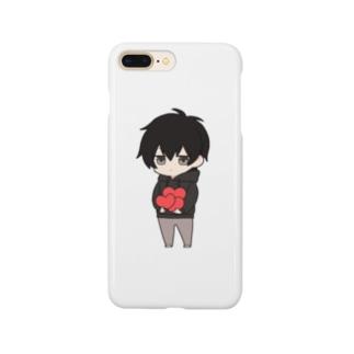 無気力カップル-BOY- Smartphone cases