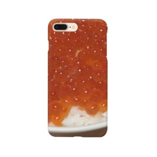 いくら丼 Smartphone cases