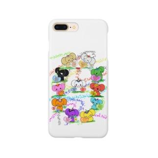 がなぱてぃ.12曼荼羅 Smartphone cases