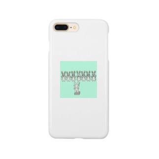 天使兎 Smartphone cases