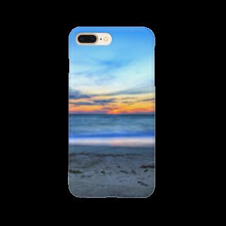 YukapasaのKAMAYA BEACH Smartphone cases