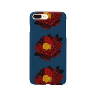 椿3 Smartphone cases