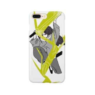雷切 Smartphone cases