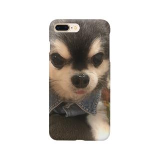 少しベェ出ちゃった Smartphone cases