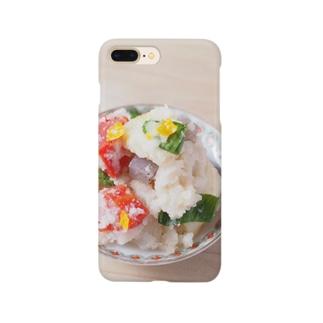 卯の花~unohana~ Smartphone cases