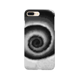 らせん Smartphone cases