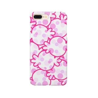 ほぼピンクキャンディー Smartphone cases