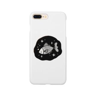 夜の魚 Smartphone cases