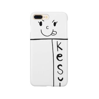 けっしー Smartphone cases