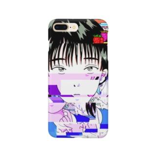 ラブ・エスカレーター Smartphone cases