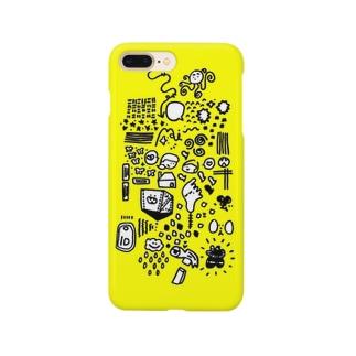 ごちゃまぜ Smartphone cases