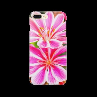 sakura0409のレウイシア Smartphone cases
