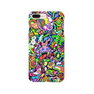 ユウワク Smartphone cases