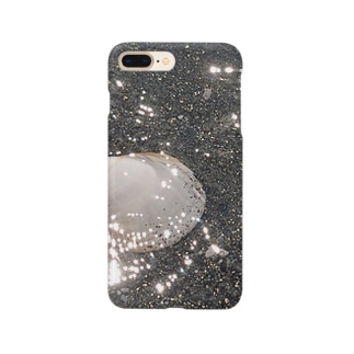 海と貝と Smartphone cases