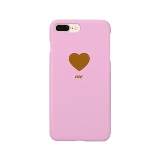 shioringoのいちごチョコハート Smartphone Case