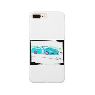Ryotaのオリジナルレーシングカー36 Smartphone cases