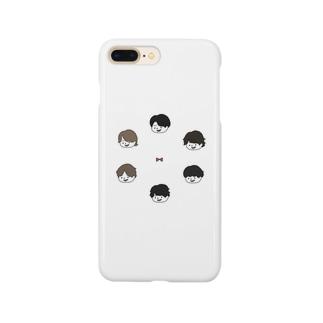 6人の男の子 Smartphone cases