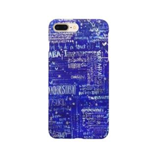 インテリ Smartphone cases