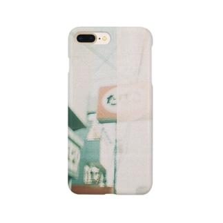 たばこ屋さんiPhoneケース Smartphone cases