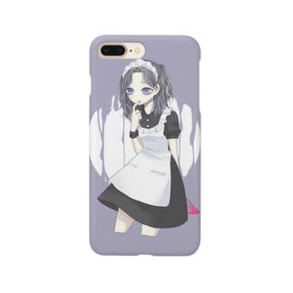 めいどさん Smartphone cases