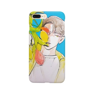 blooming Smartphone cases