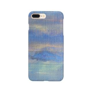 静寂 Smartphone cases