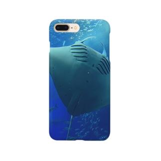 マンタ Smartphone cases
