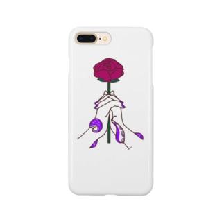 願いと異星人 Smartphone cases