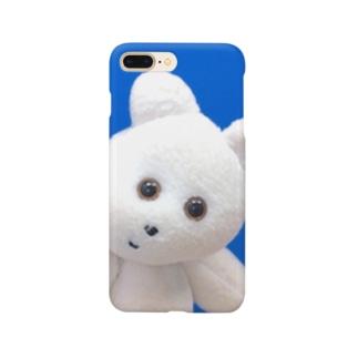 くまきち-2019- Smartphone cases