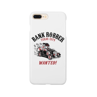 Bank Robber Smartphone cases