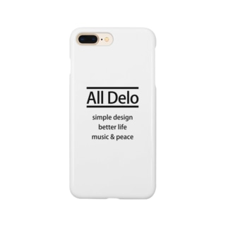 All Delo - better life Smartphone cases