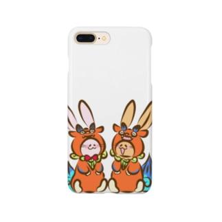 ねじゅみ×シーサー Smartphone cases
