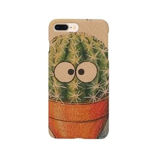 サボテン!!! Smartphone cases