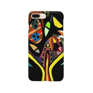 誕生 Smartphone cases