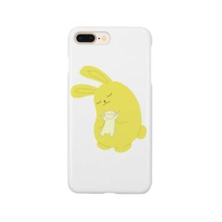 ナナとチャック スマホケース Smartphone cases