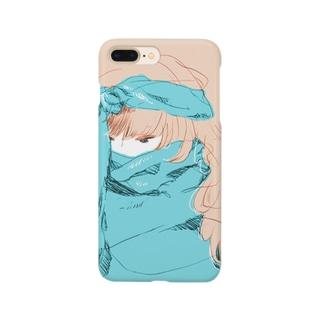 おしゃれターバン Smartphone cases