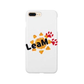 LeaMオープン第1弾 Smartphone cases