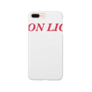 月明り Smartphone cases