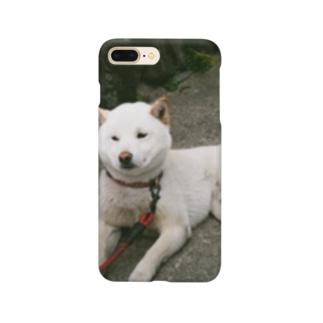 teshima no inu Smartphone cases