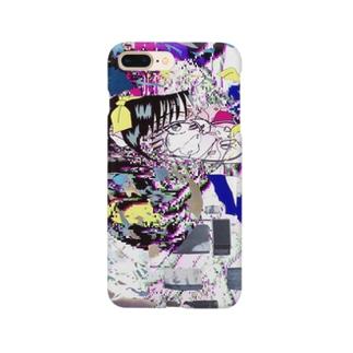 にゅう麺 Smartphone cases