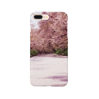 花筏 Smartphone cases