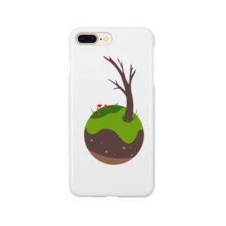 小さな惑星 Smartphone cases