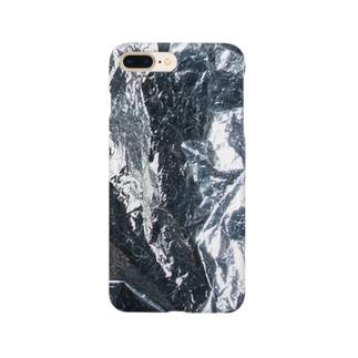 実は雨合羽 Smartphone cases